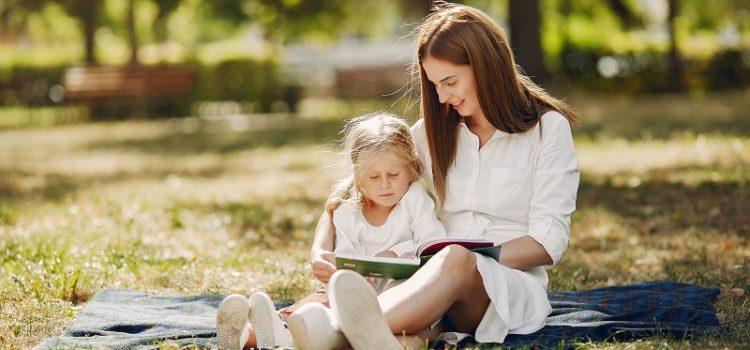 Biblioteka w życiu twojego dziecka i twoim.