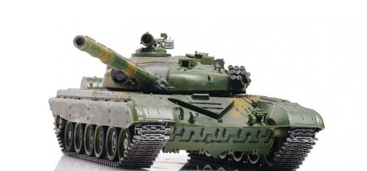 Model czołgu RC – prezent dla fana modelarstwa i miłośnika militariów.