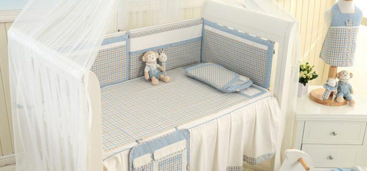 Rodzaje łóżeczek dziecięcych