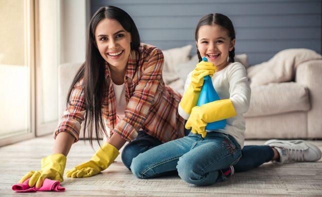 Czyszczenie wykładzin dywanowych domowymi sposobami