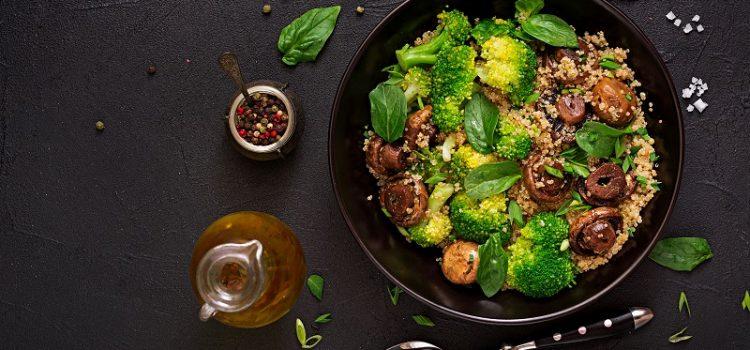 Jak powinien wyglądać jadłospis na diecie wegańskiej?