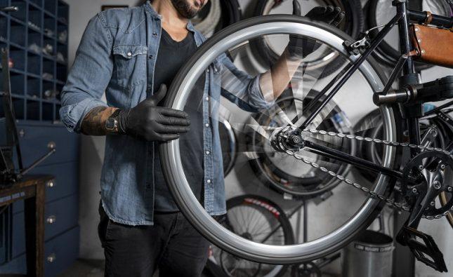 Serwis roweru po zimie